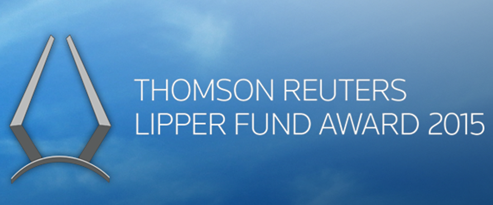 Visual of Thomson Reuters Lipper Fund Award